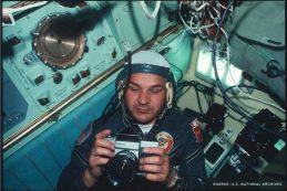 Фотоаппарат Киев ФК-6, побывавший в космосе, стоит как Tesla