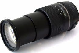 Tamron готовит анонс нового объектива 18–300mm для Sony E