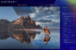 Обновление Skylum Luminar AI 4 выйдет на следующей неделе