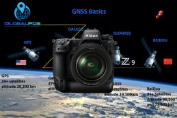 Новая беззеркалка Nikon получит систему GNSS