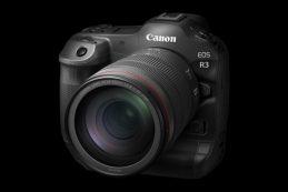 Canon EOS R3 получит сенсор на 24 МП