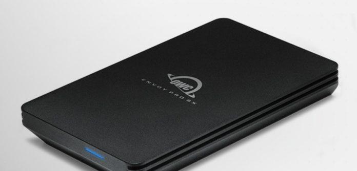 Представлен защищённый SSD-накопитель Envoy Pro SX для создателей контента