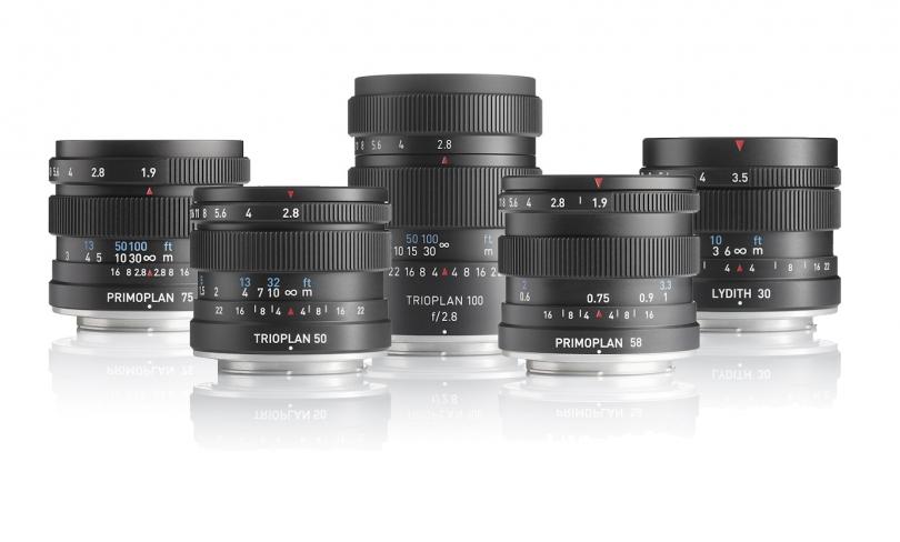 Возобновлены продажи объективов Meyer Optik Görlitz