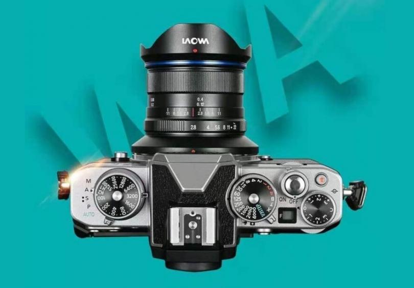 LAOWA 9mm f/2.8 Zero-D будет выпущен для байонета Nikon Z