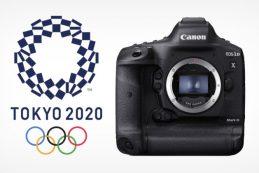 Большая часть фотоаппаратов для прессы на Олимпийских играх была Canon