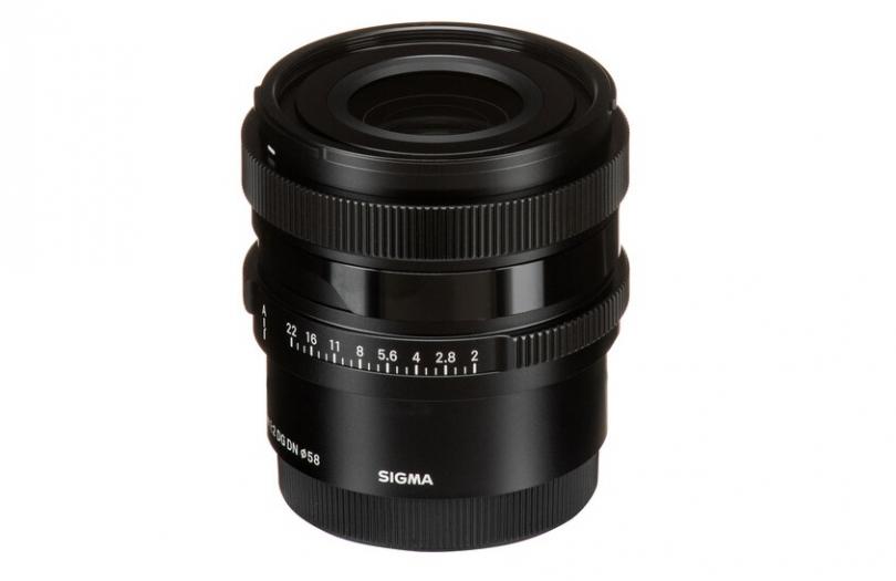 Спецификации объектива SIGMA 90mm F2.8 DG DN | Contemporary