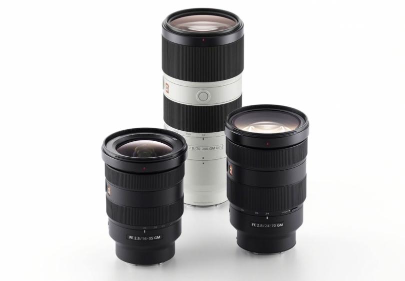 Sony обновит FE 24-70mm f/2.8 GM и FE 70-200mm f/2.8 GM во второй половине этого года
