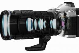 Новый объектив 40-150mm f/4 для Micro Four Thirds появится в 2022 году