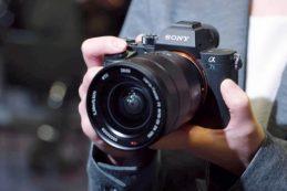 Проблемы с производством у Sony: теперь и A7s III