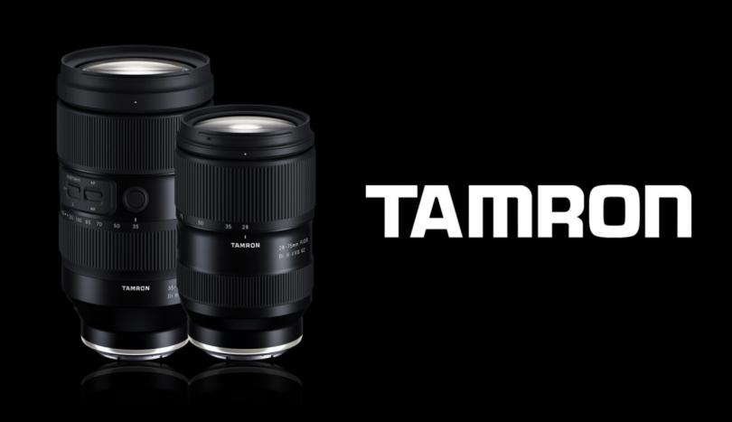 Спецификации Tamron 35–150mm f/2–2.8 Di III VXD и 28–75mm f/2.8 Di III VXD G2