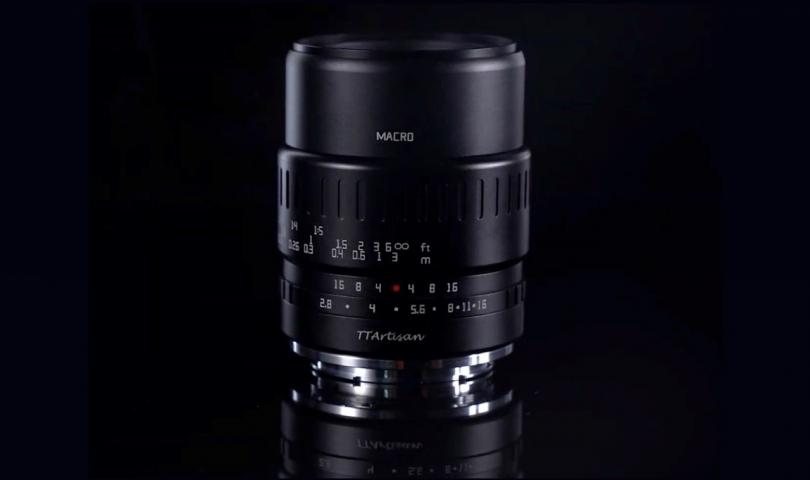 TTartisan анонсировала объектив 40mm F2.8 Macro для беззеркальных камер APS-C