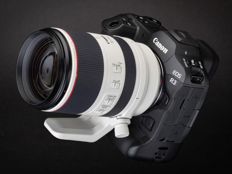 ПОДТВЕРЖДЕНО: флагманская Canon EOS R1 в разработке