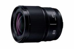 Panasonic LUMIX S 24mm F1.8 представлен официально