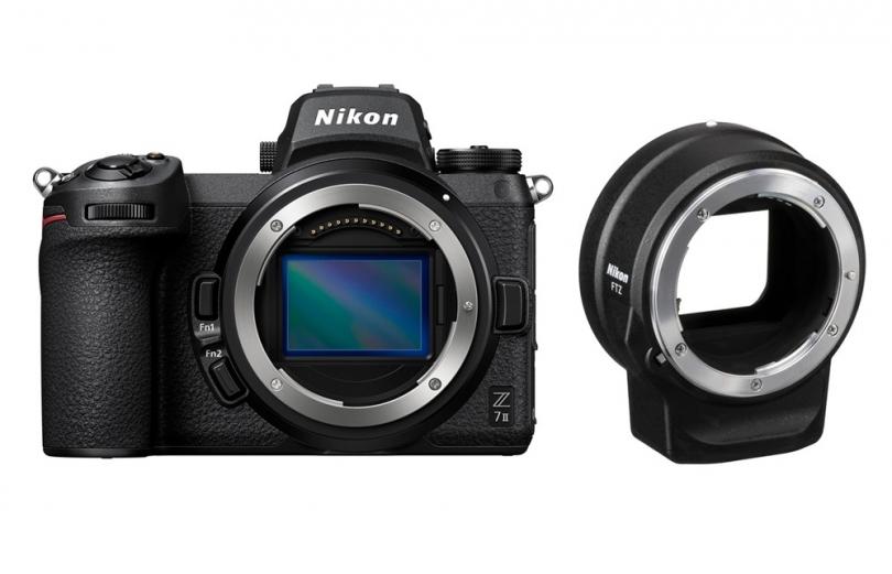Nikon работает над новым адаптером FTZ2