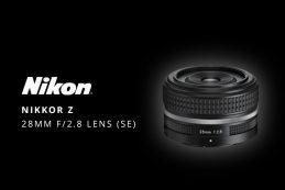 Выпуск Nikon NIKKOR Z 28mm f/2.8 SE снова отложен