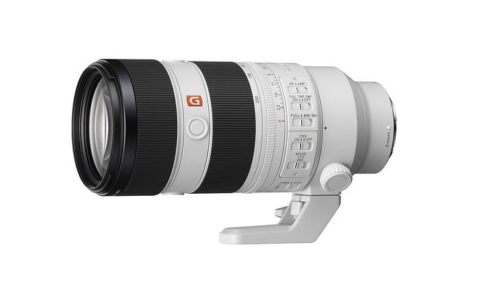 Sony выпускает полностью переработанный FE 70-200mm F2.8 GM OSS II